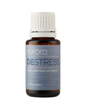 eufora wellness DESTRESS pure essential oil blend